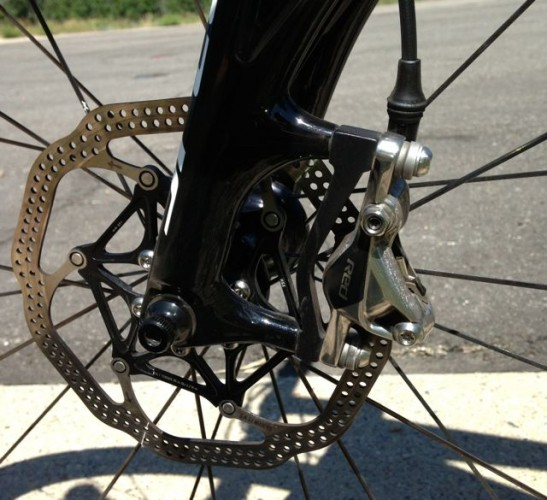 SRAM Red Hydraulic Disc - Front
