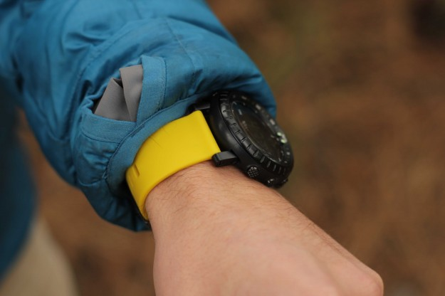 Hey, did you know that we reviewed the Suunto Core recently?  Also, checkout those thumbholes!