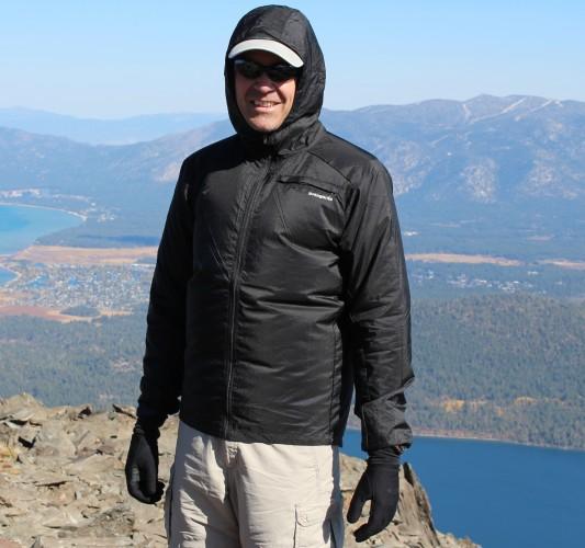 Patagonia Houdini hiking