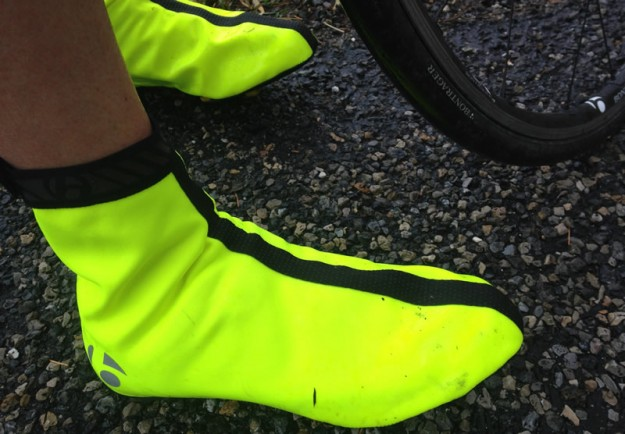 Bontrager RSL Stormshell Shoe Covers Review