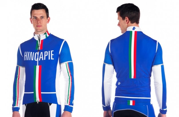 Hincapie Ghisallo LS Jersey and Vest Review
