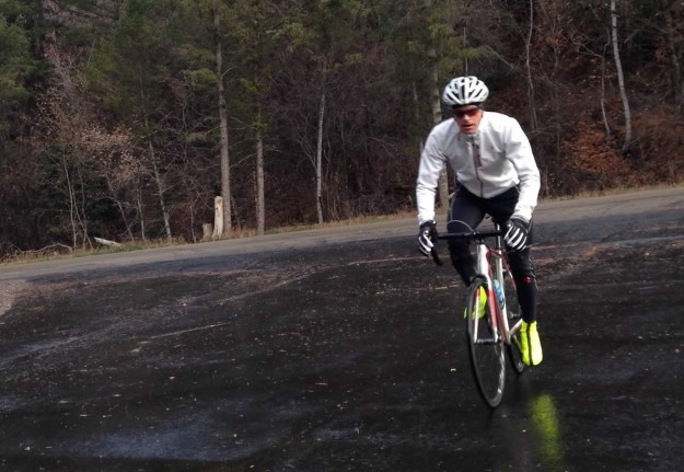 Cold weather testing the Pearl Izumi PRO Softshell Gloves