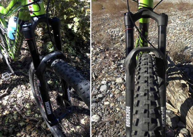 2014 RockShox PIKE 140 Review
