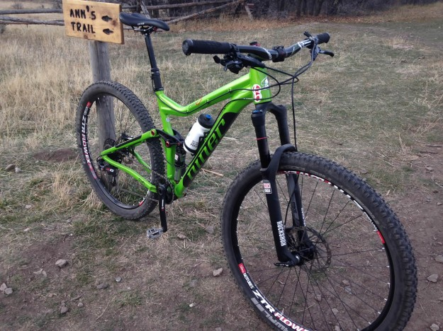 2014 RockShox Pike 140 29er Fork Review