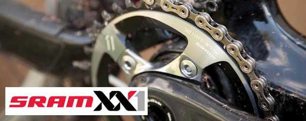 SRAM XX1 Drivetrain - 2013 Gear of the Year