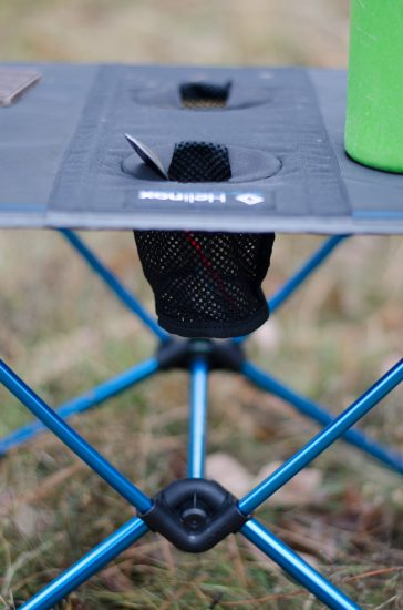 Helinox Table One Review