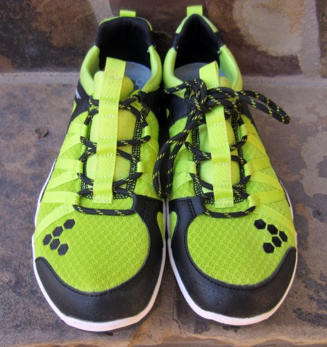 VivoBarefoot Breatho trail lacing