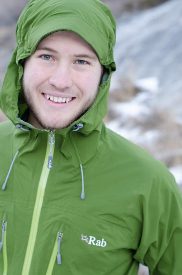 Rab Spark Jacket Review