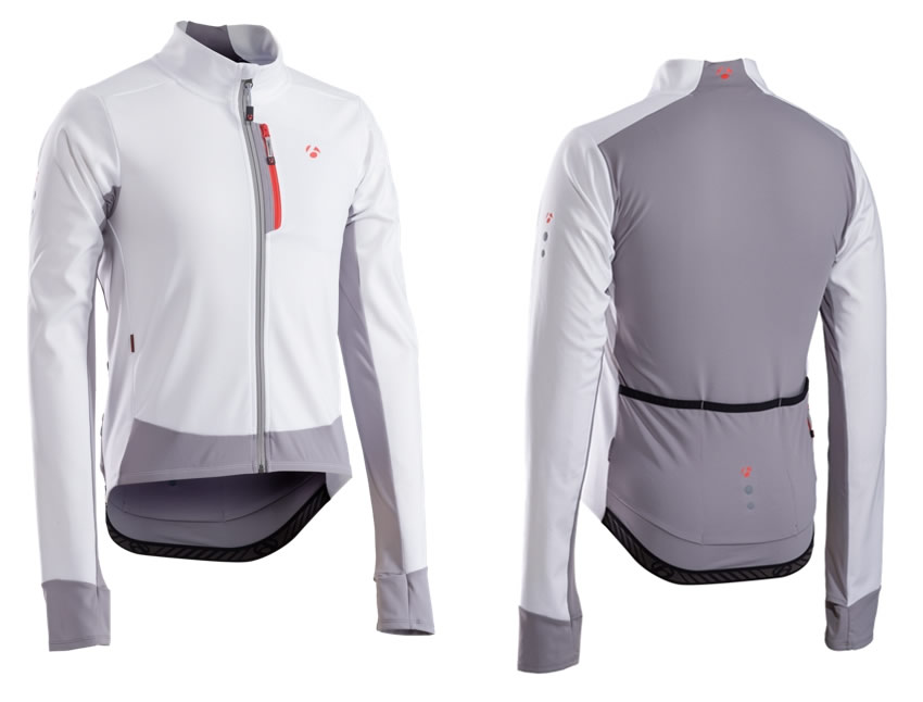 Bontrager RXL 180 Softshell Jacket Review - FeedTheHabit.com 62451cd0f