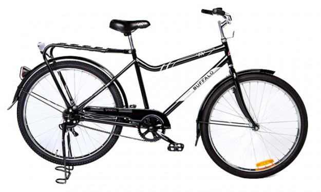 World Bicycle Relief - Buffalo Bike