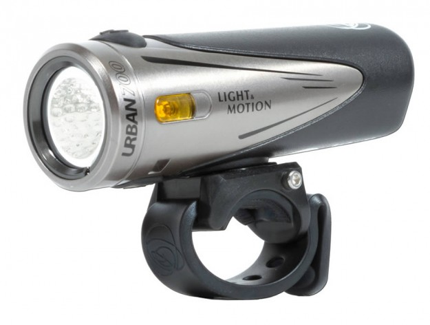 Light & Motion Urban 700 Bike Light Review