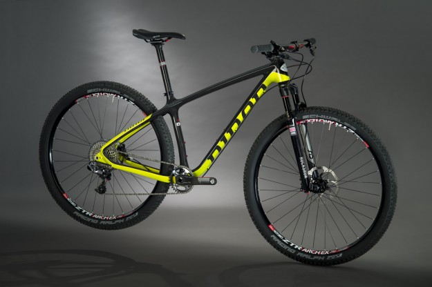 Niner Bikes ONE 9 RDO - Blaze Yellow