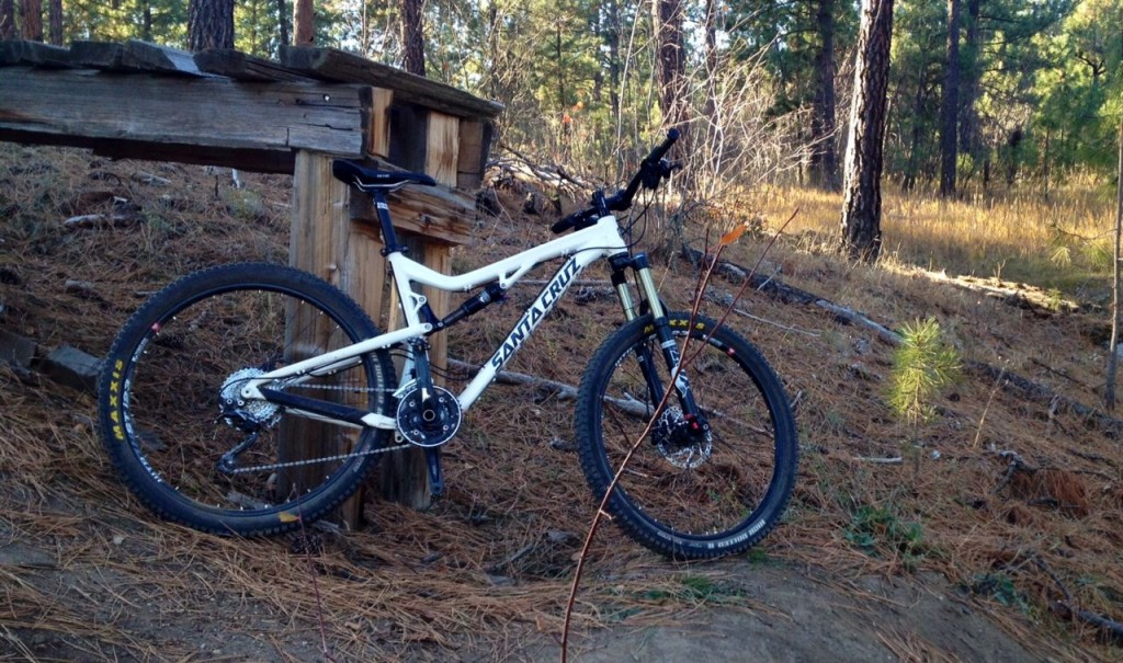 Santa Cruz 5010 Al - R AM Kit Review