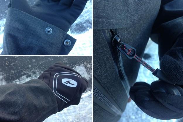 Westcomb Soho Jacket Details