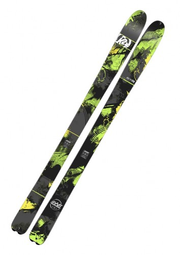 K2 Skis Shows Aggressive Lineup for Winter 14/15