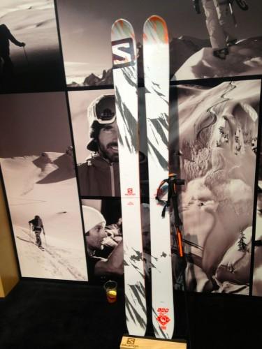 Salomon Q BC Lab Ski