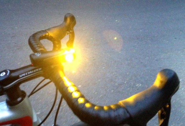 Light & Motion Urban 700 Cockpit Lighting