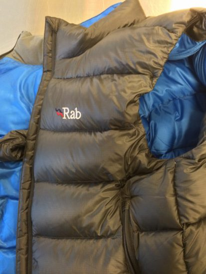 Rab Neutrino Vest Review