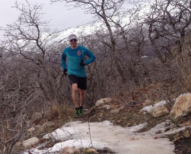 Scott T2 Kinabalu - Trail Testing in Snow