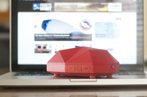 Outdoor Technology Turtleshell 2.0 Water-resistant Bluetooth Speaker