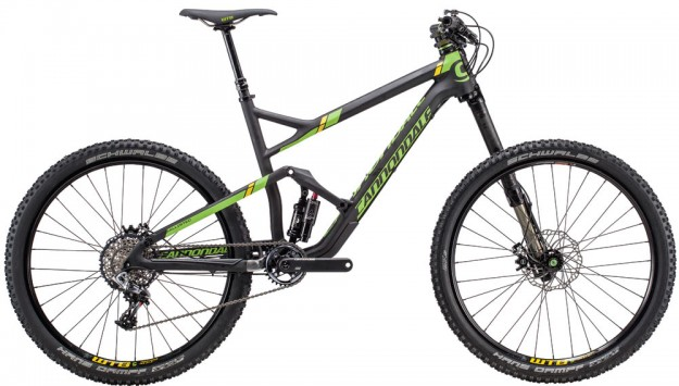 2015 Cannondale Jekyll Carbon Team 27.5