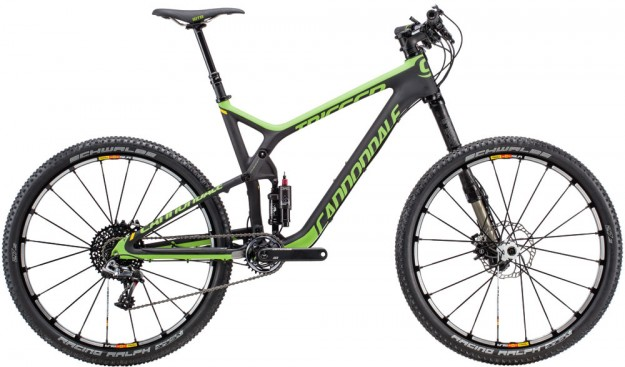 2015 Cannondale Trigger Carbon Team 27.5