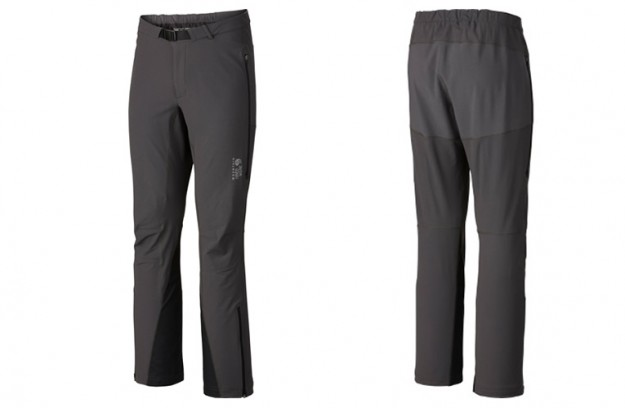 Mountain Hardwear Mixaction Pants Review
