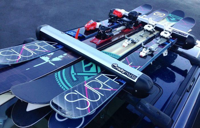 RockyMounts LiftOp 4 Ski Rack Review