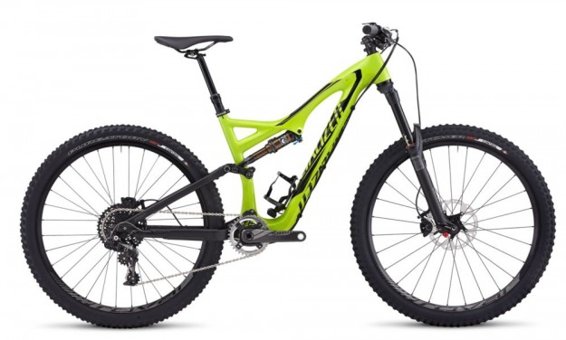 2015 Specialized Stumpjumper Expert EVO 650b