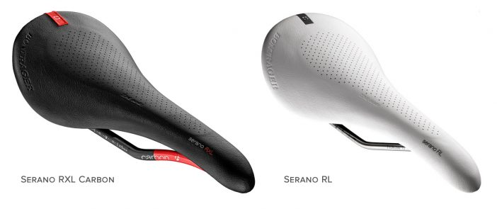 Bontrager RXL Carbon and RL Saddles
