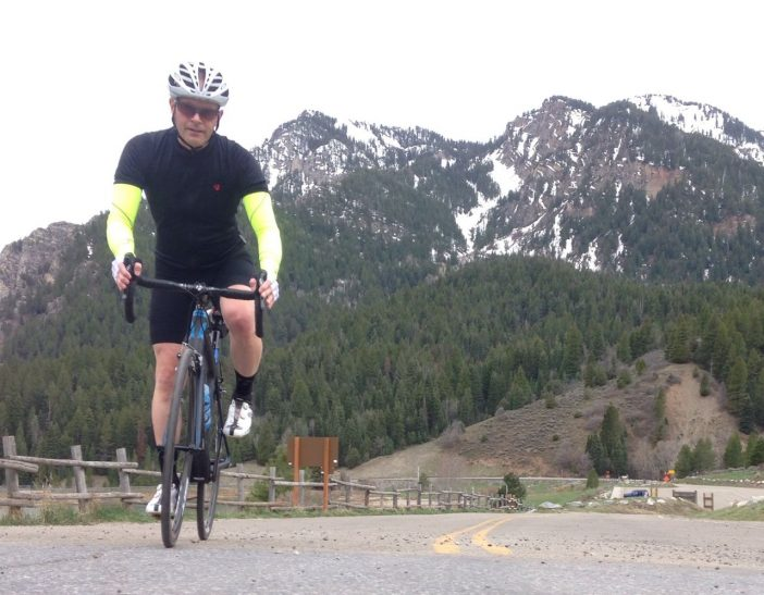 Devinci Leo SL Climbing in American Fork Canyon