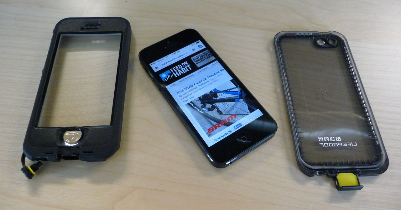 Lifeproof Nuud Iphone S Review