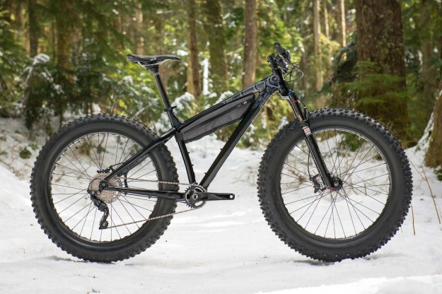 2015 Rocky Mountain Blizzard Fatbike Side
