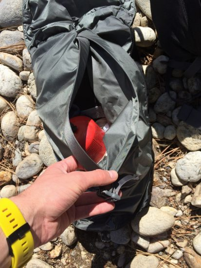 Kelty TrailLogic PK50 Backpack Review -- Rolltop design is good and bad