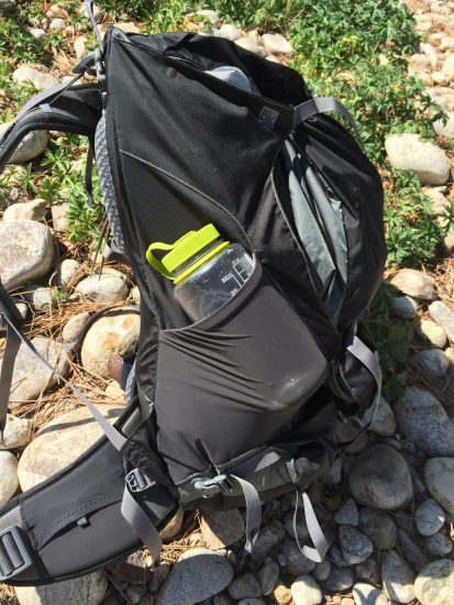 Kelty TrailLogic PK50 Backpack Review -- Innovative gear storage options