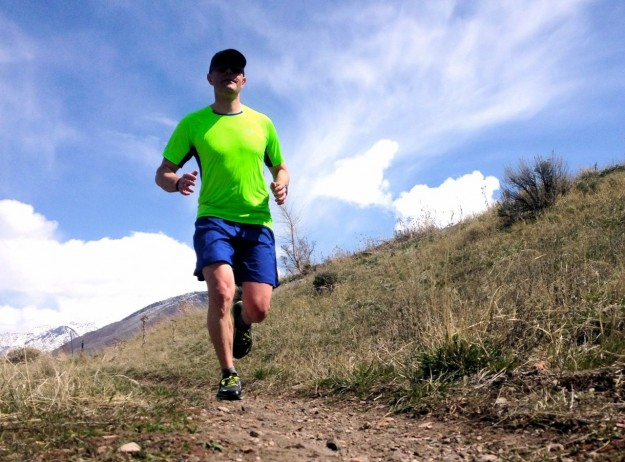 Altra Olympus Review - Testing in Corner Canyon, UT