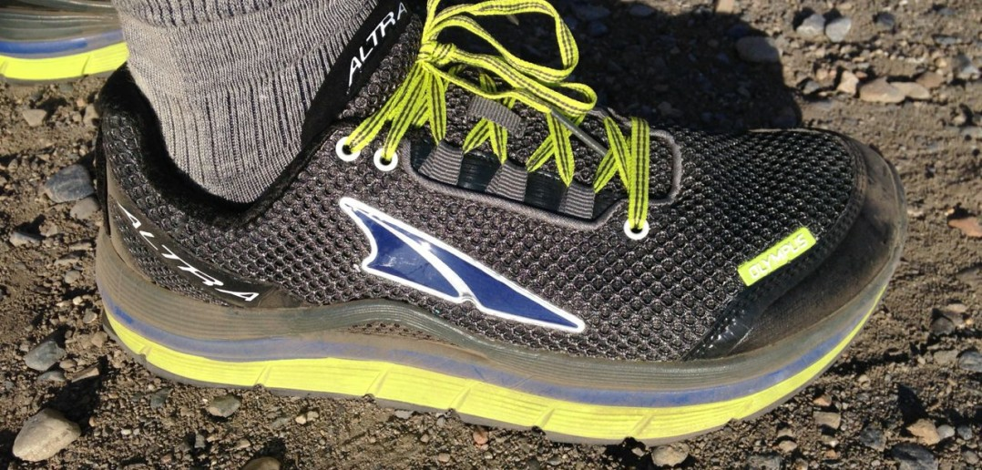 Altra Olympus Trail Running Shoe Review