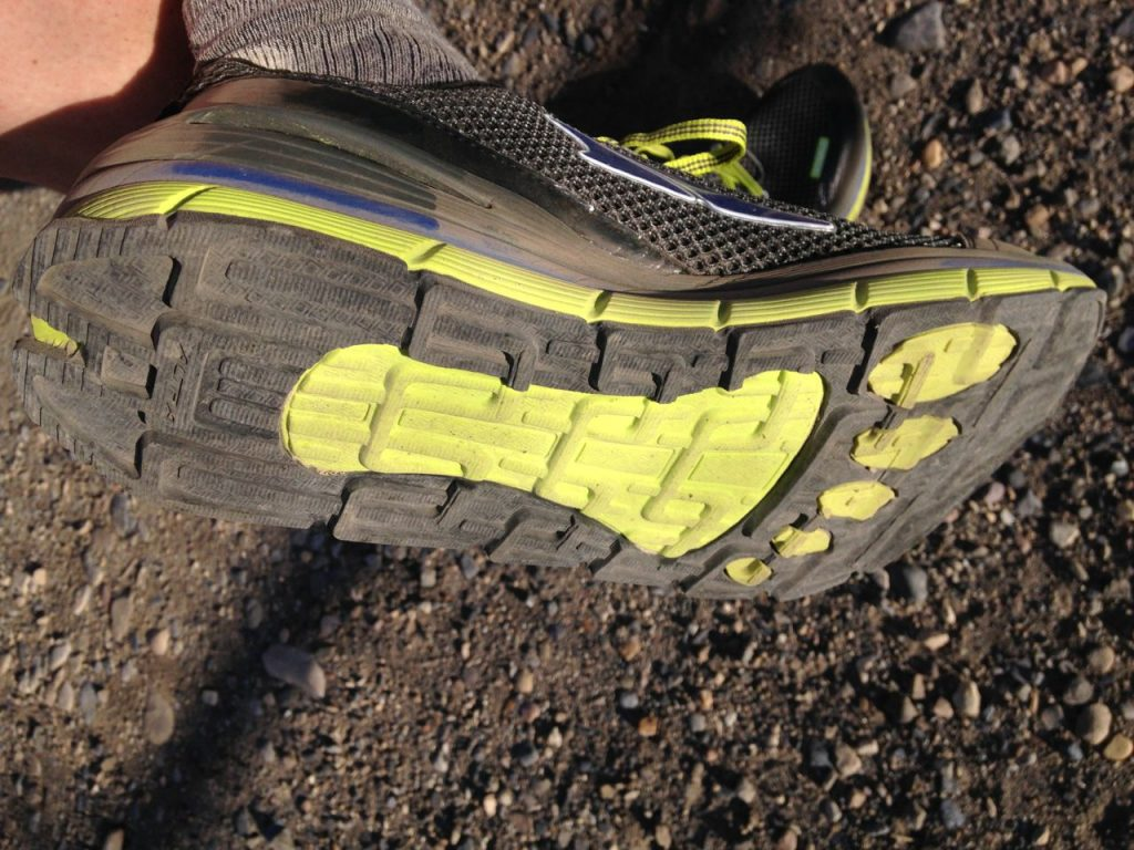 Altra Olympus Outsole