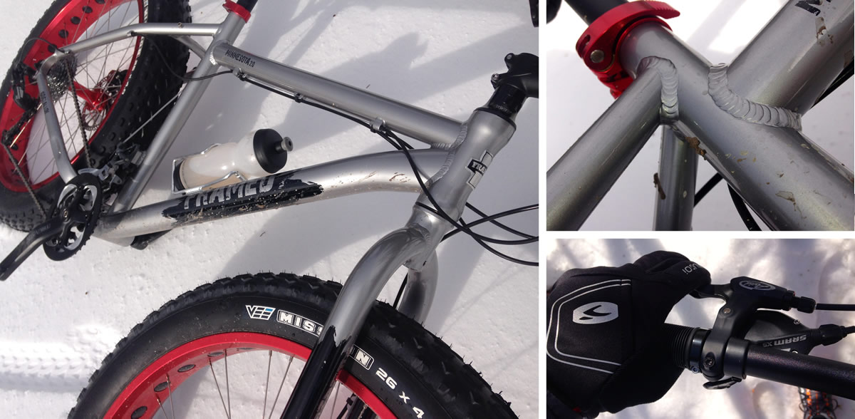 Review: Framed Minnesota 2.0 Fat Bike Brings It - FeedTheHabit.com