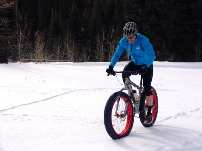 Framed Minnesota 2.0 Fatbike - Hero Snow!