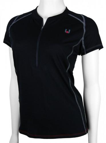 Pulse Activewear Merino Zip Sports Shirt Review - Women's