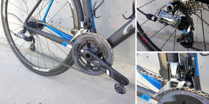 SRAM Force 22 Drivetrain Review
