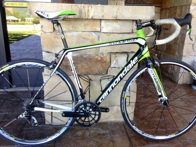 Cannondale Synapse Hi-Mod 2 SRAM Red Review