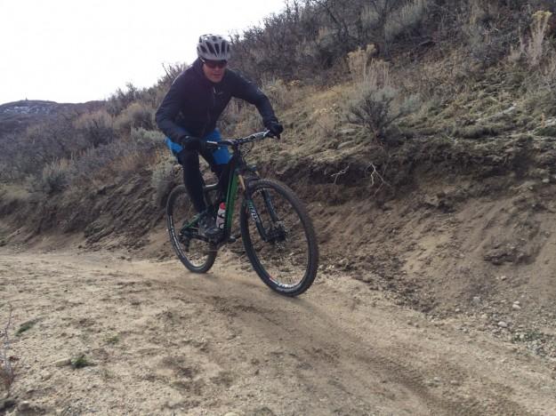 Ibis Ripley Review - Jason Mitchell riding in Corner Canyon, UT