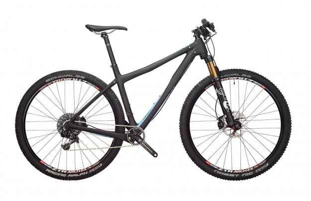 Ibis Tranny 29 in Matte Black with SRAM X01