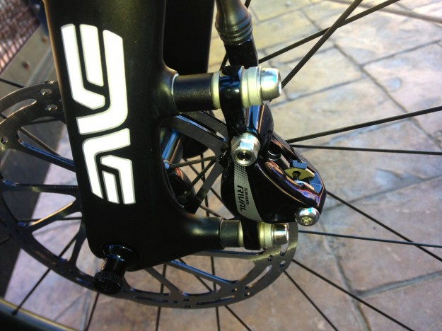 2015 SRAM Rival 22 Disc Brake Calipers