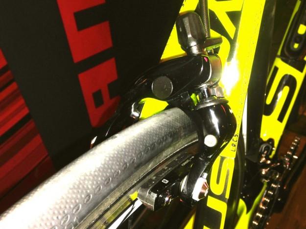 2015 SRAM Rival 22 Hydraulic Rim Brakes