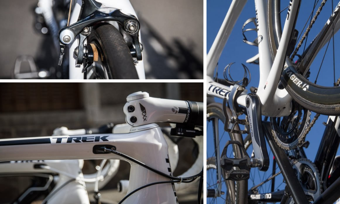Trek Factory Racing Team Testing New Quot Emonda Slr