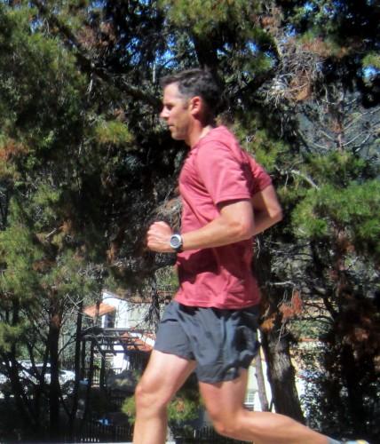 mountain hardwear coolrunner shorts running