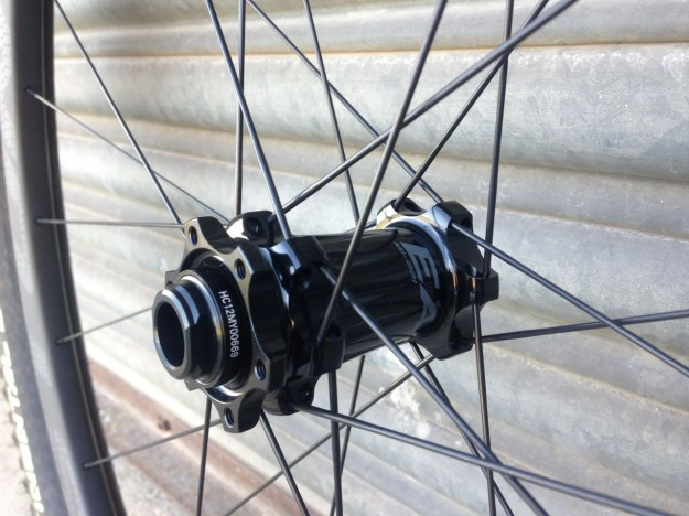 Easton EC70 Trail 29 M1 Front Hub -- In for review